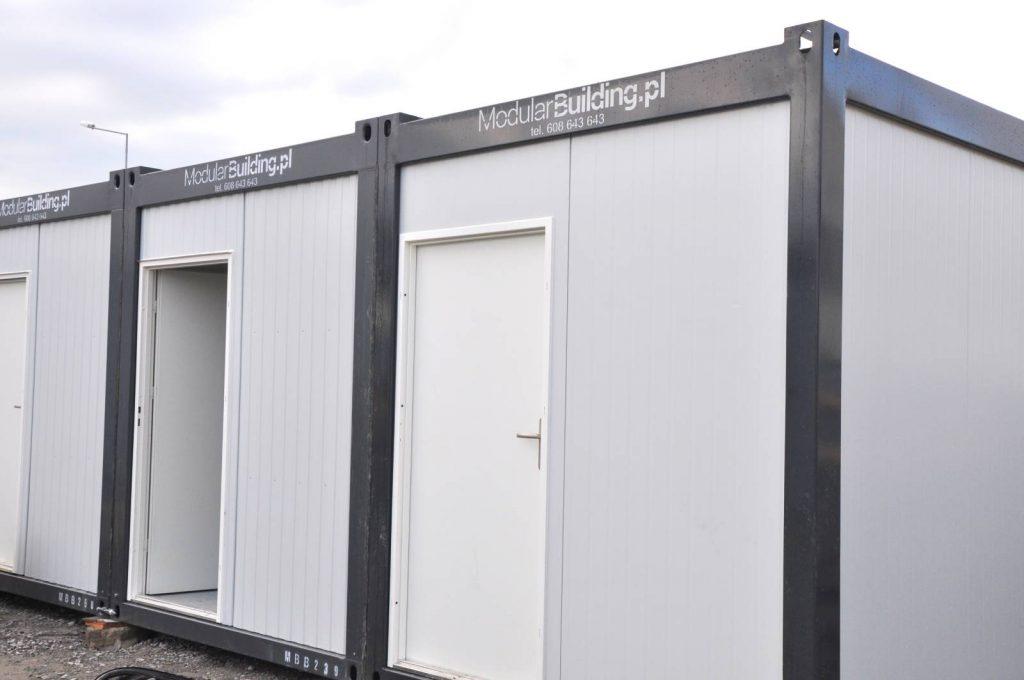 kontenery usługi